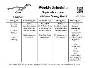 September 20-24